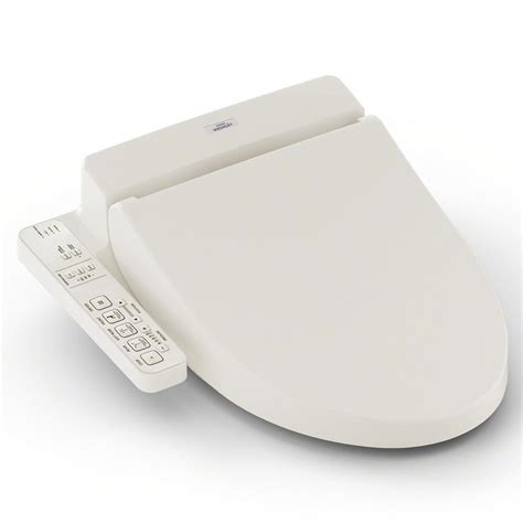 Toto Bidet Seat by Toto C100 Electric Bidet Seat For Elongated Toilet In