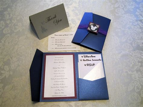 sending wedding invitations to disneyland mickey inspired details at a disneyland wedding this