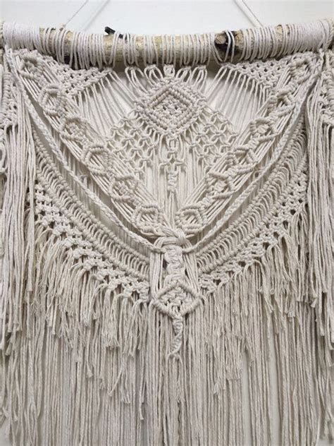 Macrame Tapestry - 1000 images about macrame wall hangings on