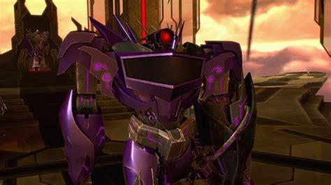 transformers prime shockwave transformers metal on metal fantendo the video game