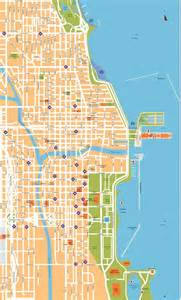 Chicago Township Map by Chicago City Map