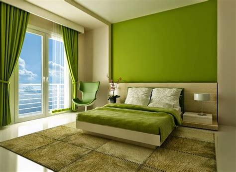 peinture verte chambre peindre sa chambre quel type de peinture choisir