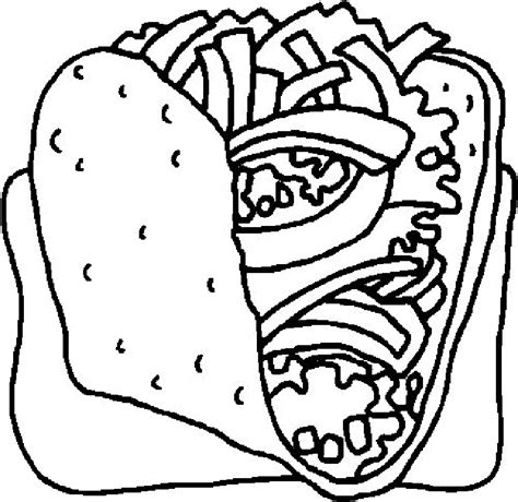 coloring pages of food to print coloring pages of food coloring home