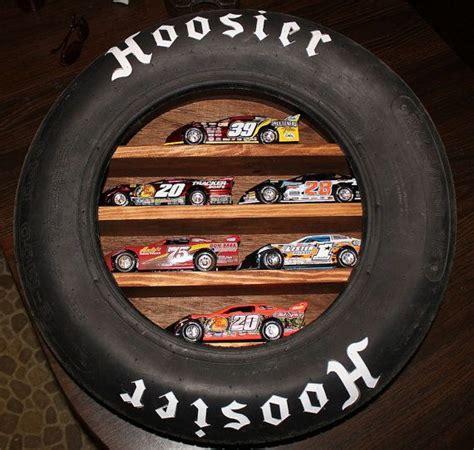 Tire Shelf by Hoosier Tire Shelf Made From Actual Race Tire Die Cast
