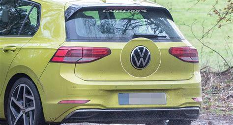 Volkswagen Golf Mk8 2020 by 2020 Golf Mk8 Hides New Volkswagen Logo In Plain Sight