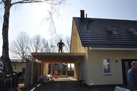 carport aufbau carport oder lieber vorteile fertiggaragen nutzen