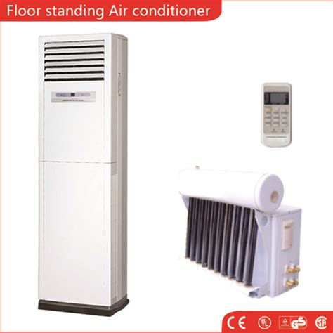 low power air conditioner 24000btu low power consumption floor standing solar air