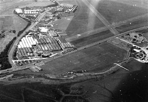 portsmouth airport  history portsmouth airport information