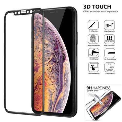 buy 1 get 1 iphone xr xs max xs x screen 3d tempered glass shopee singapore