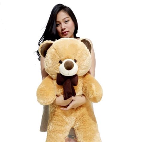 Boneka Panda Jumbo 80cm boneka bandung beruang jumbo 80cm teddy panda