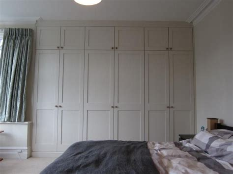 fitted wardrobes ealing covering chimney breast