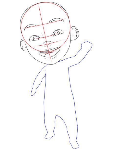 cara menggambar ipin upin dan ipin 9komik tips dan cara menggambar