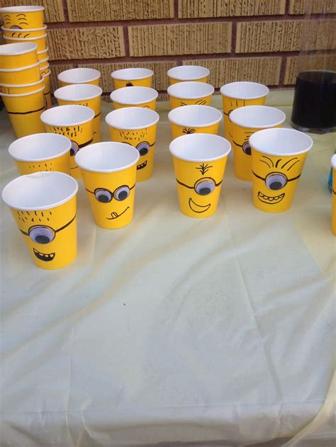minion diy crafts planning a with your minions 10 adorable diy crafts
