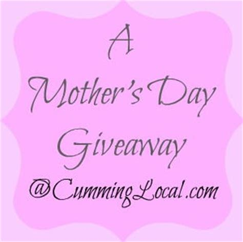 Author Giveaway Ideas - giveaways for mother s day