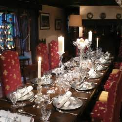 Christmas Table Settings by 50 Stunning Christmas Table Settings Style Estate