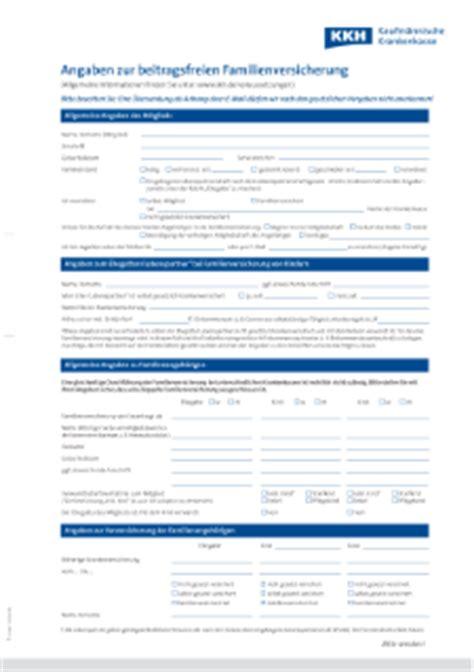 Vorlage Antrag Mutterschaftsgeld Krankenkasse Antr 228 Ge Formulare Kkh Kaufm 228 Nnische Krankenkasse