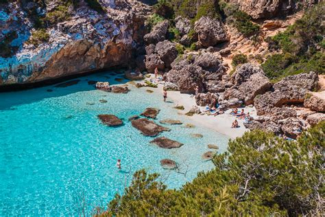 beaches mallorca the 7 prettiest beaches in mallorca my backpack