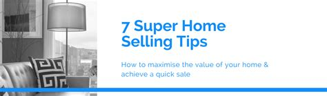 7 Tips On Selling Things by 7 Home Selling Tips