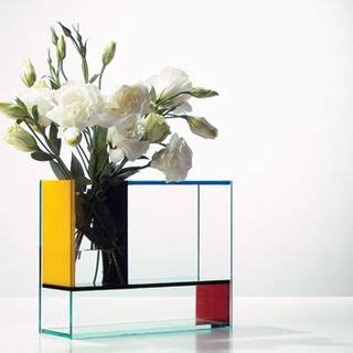 mondrian vase living in color mondrian madness