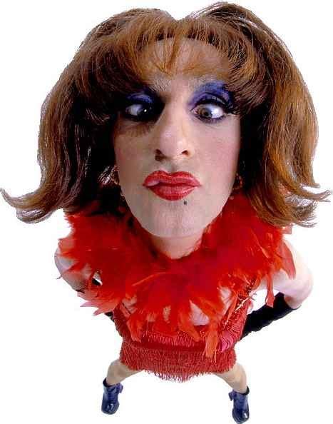 ugly crossdresser makeup aspiring dancer or aroused deviant the steel deal
