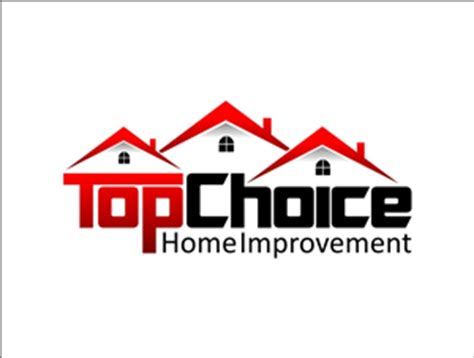 eye catching home improvement logo logo design contest