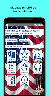 preguntas examen google shopping examen de ciudadan 237 a de ee uu apps on google play
