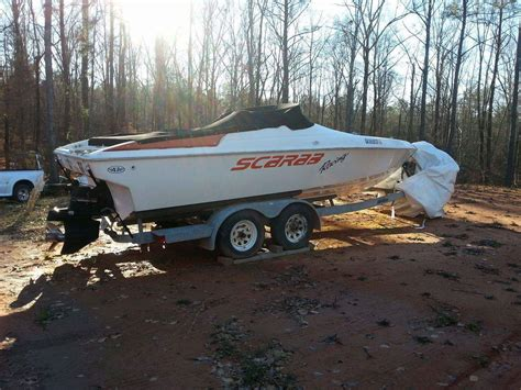 wellcraft scarab racing boats wellcraft scarab racing 1997 for sale for 7 500 boats