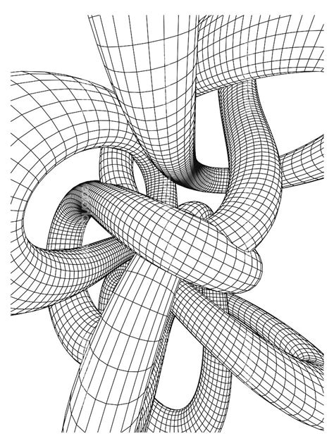 Op Art Coloring Pages Coloring Home Coloring Pages 3d Designs