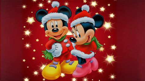 mickey  minnie mouse christmas theme desktop wallpaper hd  mobile phones  laptops