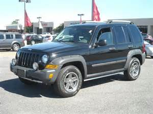 Gas Mileage Jeep Liberty Jeep Liberty Renegade 2005 Gas Mileage Car Interior Design