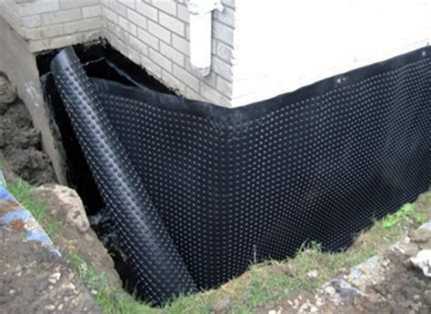 basement waterproofing carrier plumbing