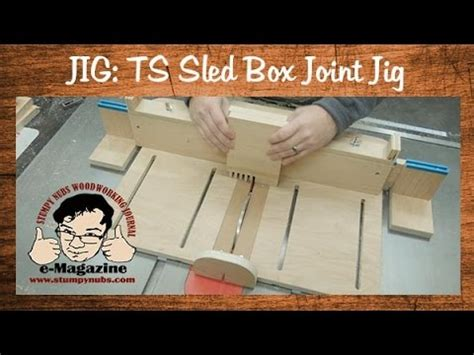 how to finger joints without a table saw how to cut box finger joints on our table saw sled jig