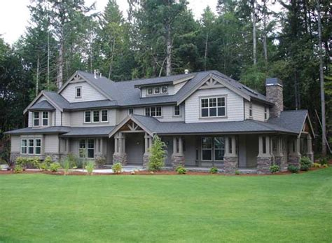 craftsman house plans with pictures craftsman house plan 4 bedrooms 3 bath 4300 sq ft plan 88 103