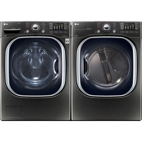 front load washer and dryer lg wm4370hka front load washer dlgx4371k gas dryer