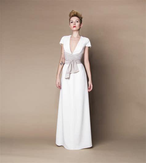 Lange Brautkleider by Modernes Langes Brautkleid Kleiderfreuden
