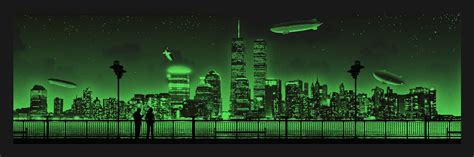 glow in the dark posters mark englert 411posters