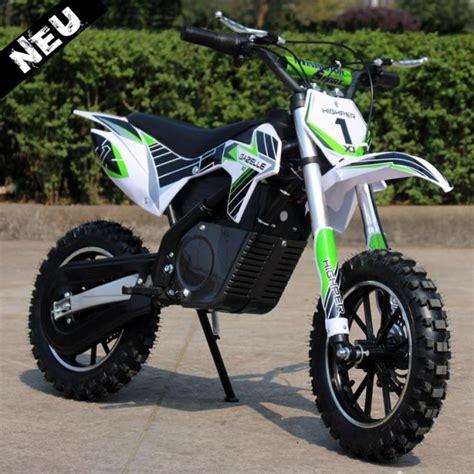 50ccm Motorrad Elektro by Elektrisches Dirtbike Mini Motorrad F 252 R Kinder Mit 500