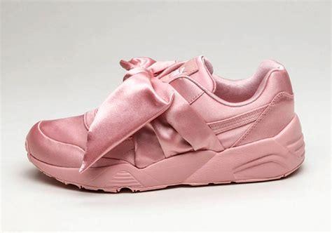 rihanna bow sneaker sneakernews