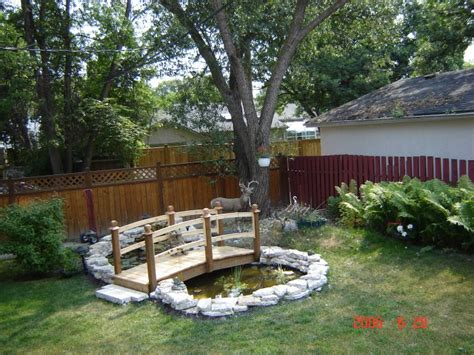 Backyard Bridges by Garden Pond Bridges Picture Image By Tag