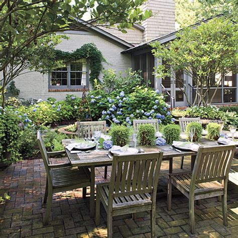backyard dining outdoor dining room ideas southern living