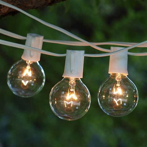 indoor string lights uk outdoor led string lights white wire outdoor lighting ideas