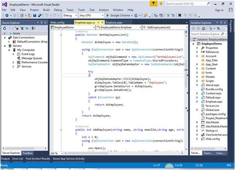 layout design visual studio visual studio 2015 feature custom windows layout part 1