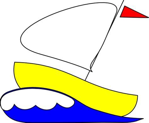 sailboat numbers number 4 sailboat clip art at clker vector clip art