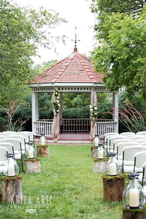 Backyard Wedding Gazebo Sue Lou Events Sue Lou Events Wedding Ceremony