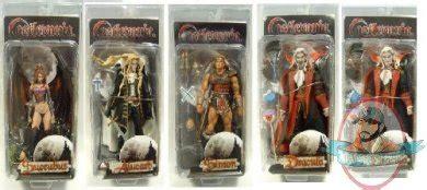 Neca 3 5 Castlevania Dracula X Chronicles Simon Belmont Mini F castlevania set of 5 7 quot figures by neca of figures