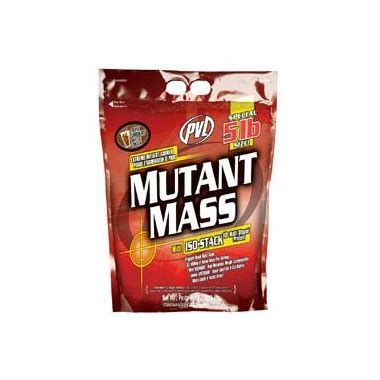 Mutant Mass Chocolate 6 8 Kg buy mutant mass at well ca free shipping 35 in canada