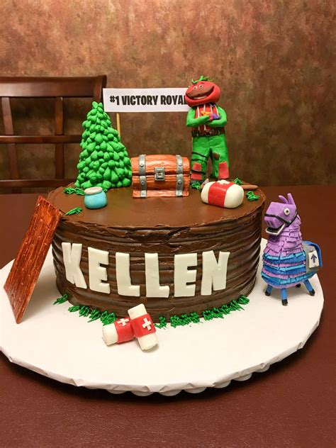 fortnite birthday cake fortnite battle royale birthday cake tomato