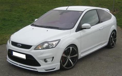 Auto Tuning München Shop by Frontlippe Ford Focus 2 St Jms Fahrzeugteile Tuning