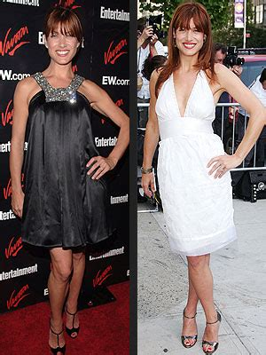 Even Kate Walsh Looks Unsexy In A Tent Dress kate walsh september 2006 january 2010 page 28 the