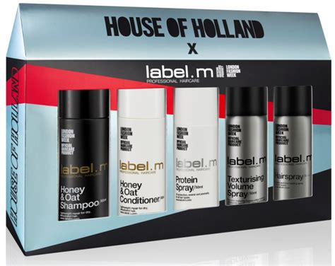 house of labels label m collaborates with house of holland fashion insight